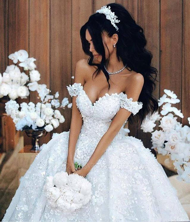 Off_the_Shoulder_Wedding_Dresses_Bridal_Gown_with_Appliques_Lace