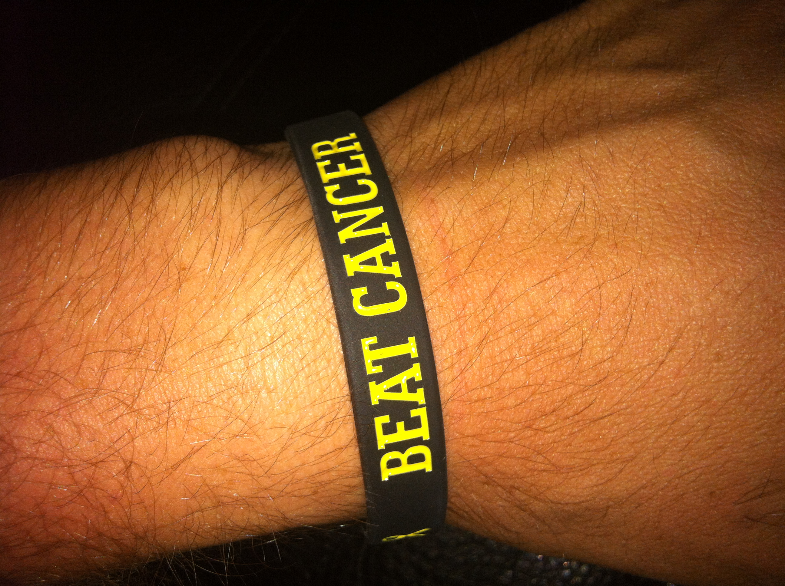 Storenvy coupon: Black/Gold Bracelet