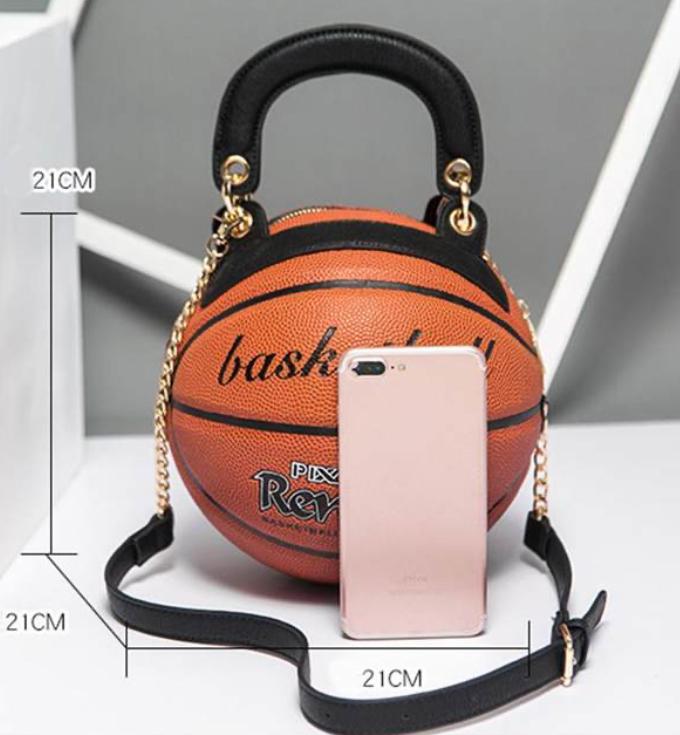 Mini Basketball Purse (126114859) photo