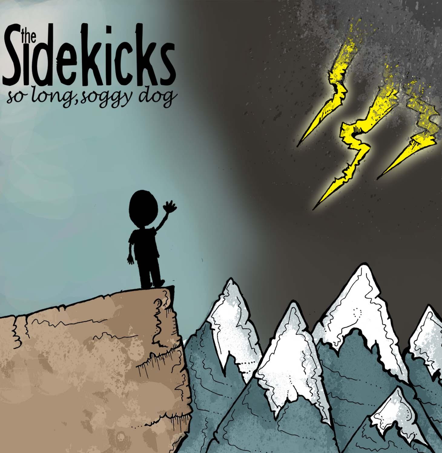 The Sidekicks So Long Soggy Dog Cd