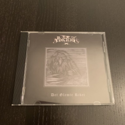 "Ancient- ""det glemte riket"" cd"