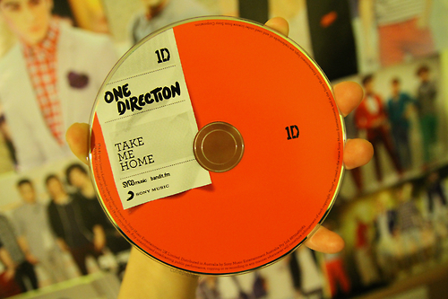 Take Me Home CD from One Direction Products