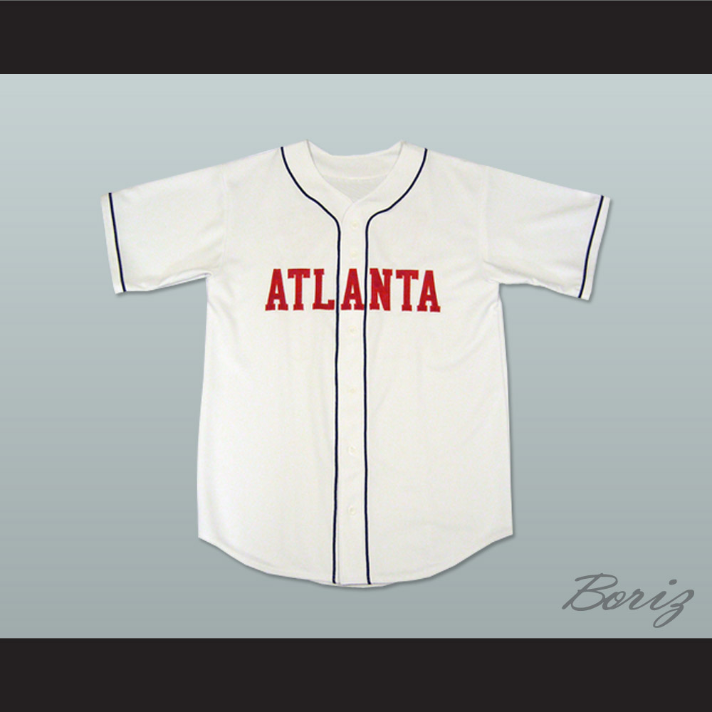 Kenny Powers Eastbound and Down Atlanta Baseball Jersey New on Storenvy d2f8fc2ee7cd
