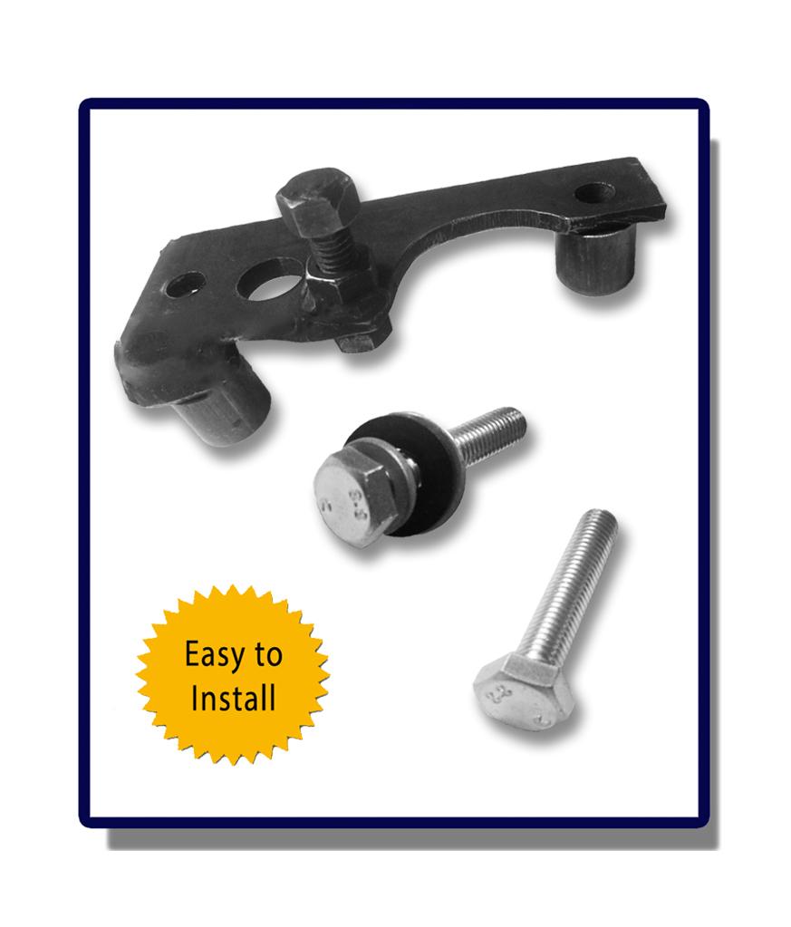 Exhaust Manifold Bolt Repair Kit Drivers Front,Passenger Rear,KAP108