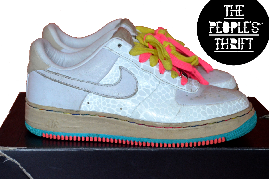 half off 7c189 6b42d Women s Nike Supreme Air Force 1 - Thumbnail ...